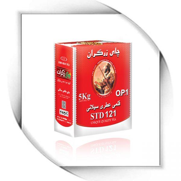 چای-زرگرانSDT121-ایران فود گروپ-TEA
