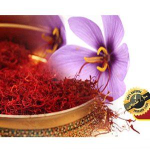 Saffronزعفران-ایران فود گروپ-۱مثقال-و-نیم-مثقال-و-۱-گرمی-زعفران-گروه-مواد-غذایی-زرگران-
