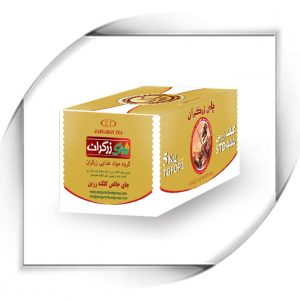 ZargaranTea-چای-زرگران-۴۴۴-۵Kg