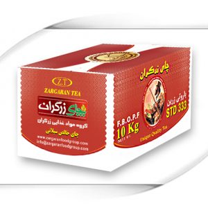 ZargaranTea-333-10Kg-چای-زرگران