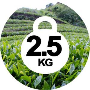 چای 2.5 کیلویی